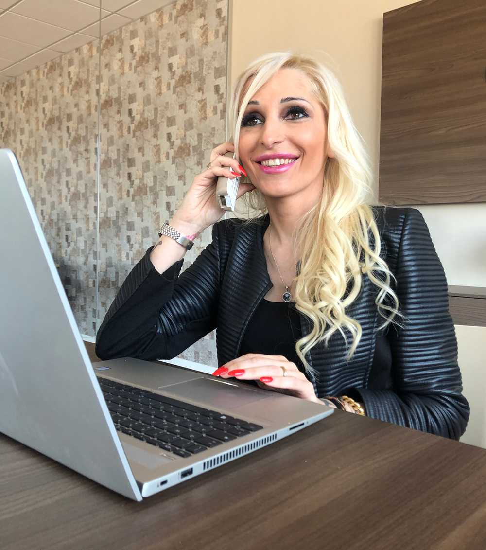 Valentina Tussi - Direttore operativo L.Ex Legal Experience